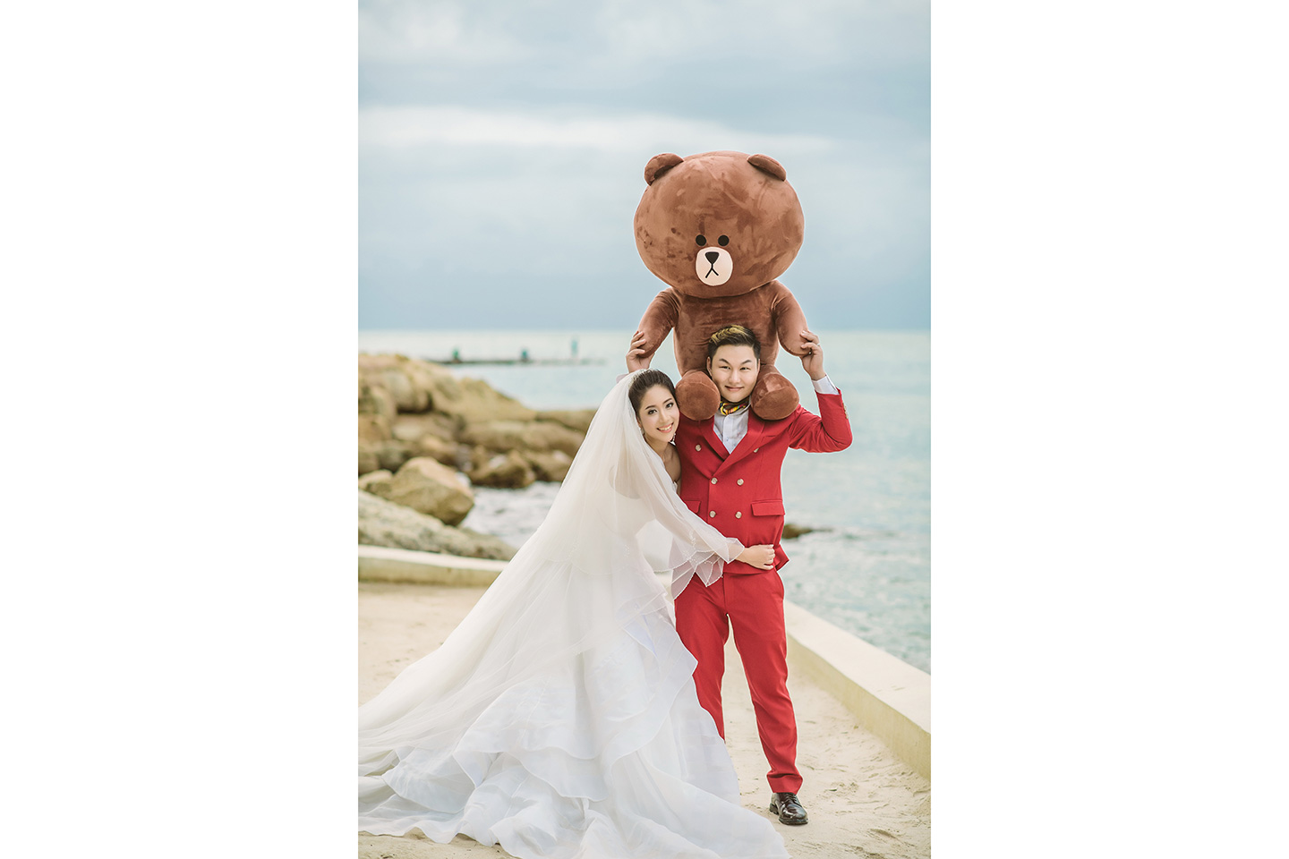 Pre Wedding Package - Garden Cliff Resort & Spa Pattaya